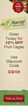Supplier of fruit cages