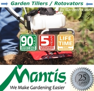Mantis Tillers and Rotovators